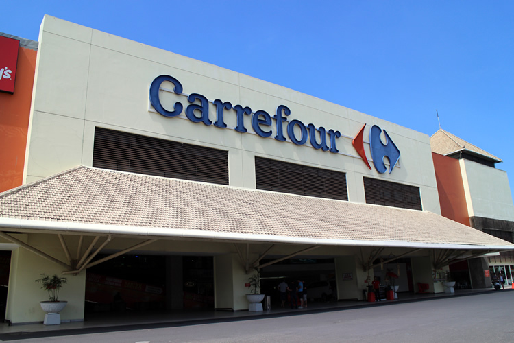 Carrefour(デンパサール)