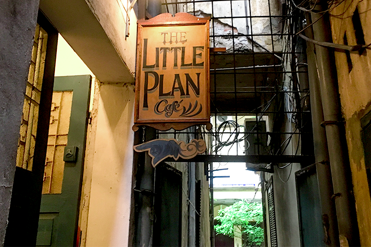 The Little Plan Cafe