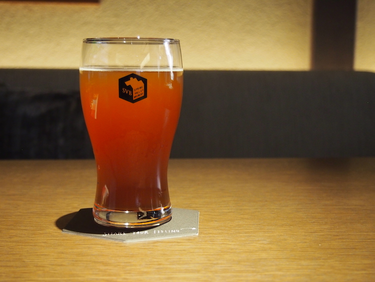 SPRING VALLEY BREWERY_京都YOSANO IPA